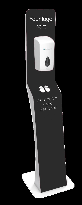Floor Standing Hand Sanitiser