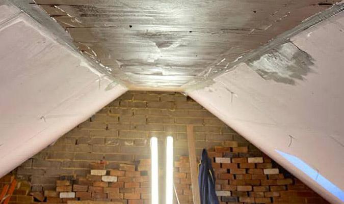 Barn Ceiling